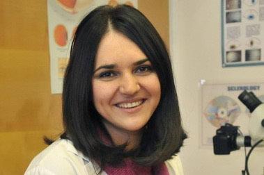 Dr. Ivana Blažević, homeopatkinja i iridologinja