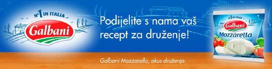 Mozzarella – neizostavan dodatak kreativnoj talijanskoj kuhinji