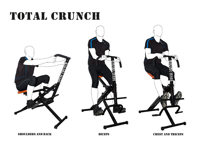 Do odlične forme uz Total Crunch