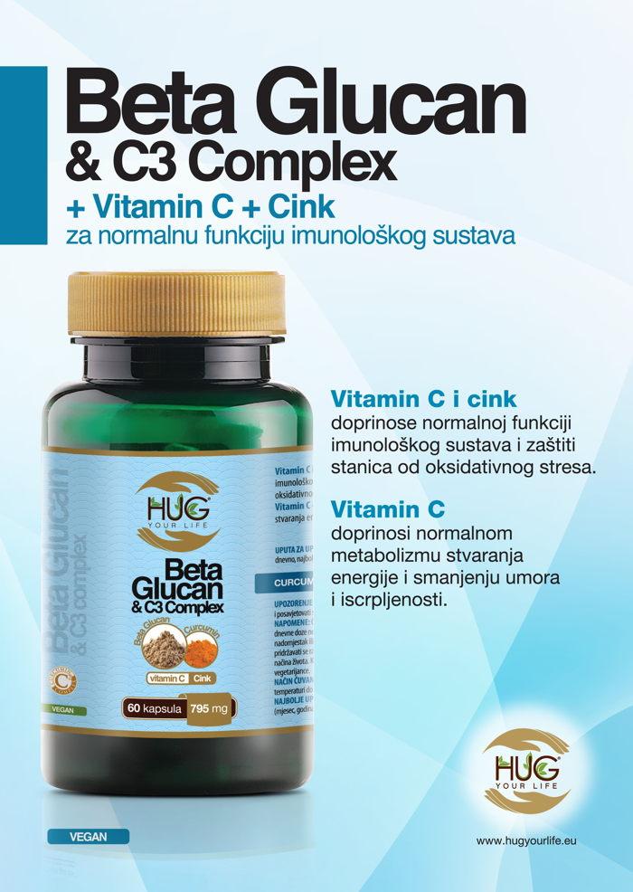 Beta glukan – zvijezda snažnog imuniteta