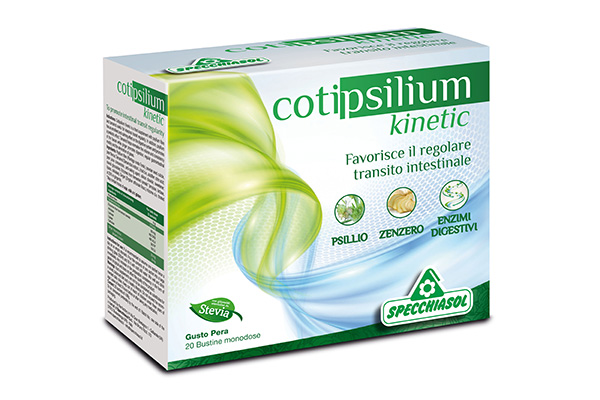 Cotipsilium Kinetic – prirodno do zdrave probave
