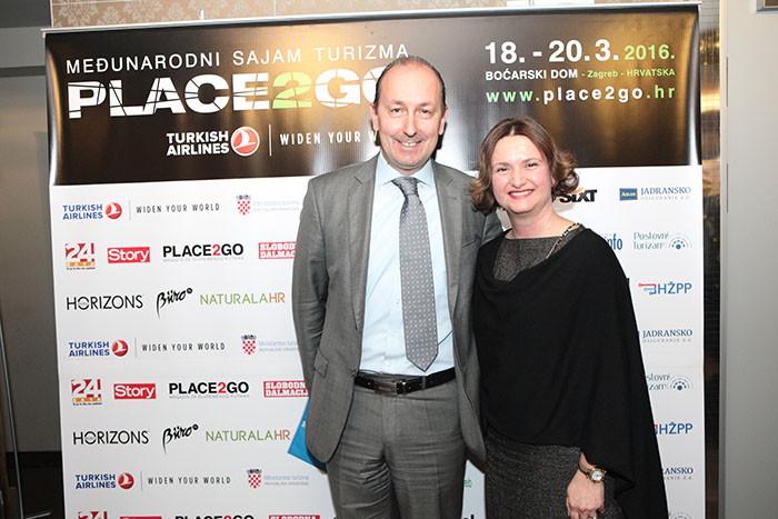Svečano predstavljen 5. međunarodni sajam turizma Place2go