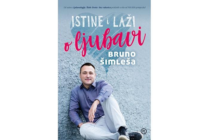 Nova knjiga Brune Šimleše: Istine i laži o ljubavi