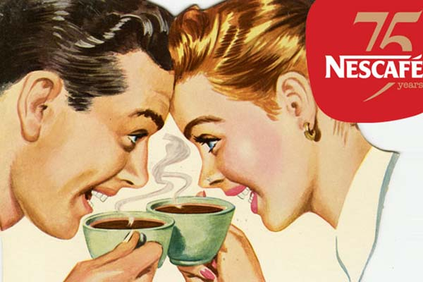 Nescafe slavi svoj 75. rođendan