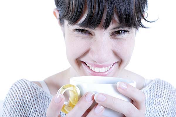 Šalica čaja - parodontoza