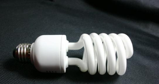 Razbijena štedna žarulja – što učiniti?