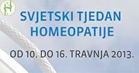 Svjetski tjedan homeopatije
