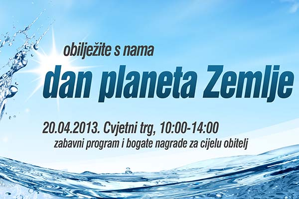 dm green city project obilježio Dan planeta Zemlje