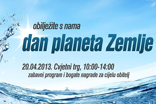 dm green city project obilježio Dan planeta Zemlje