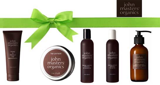 John Masters Organics daruje pet proizvoda!