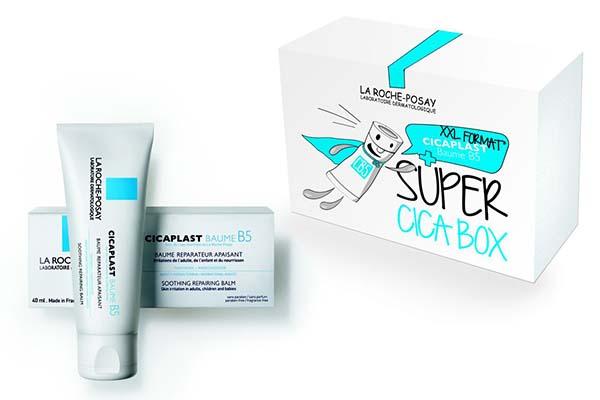 Cicaplast Baume B5 pomaže oporavku kože od oštećenja