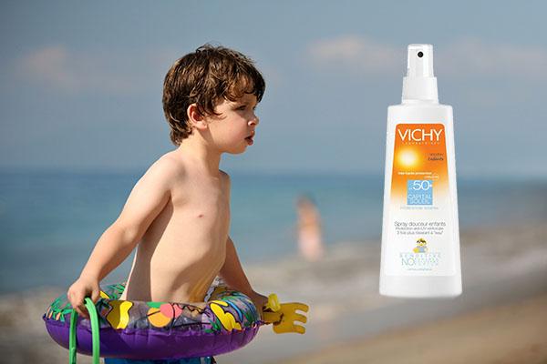 Capital Soleil štiti dječju kožu