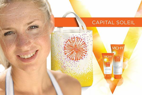 Capital Soleil štiti kožu