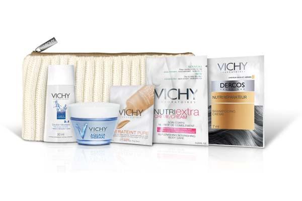 Vichy - idealna zimska njega