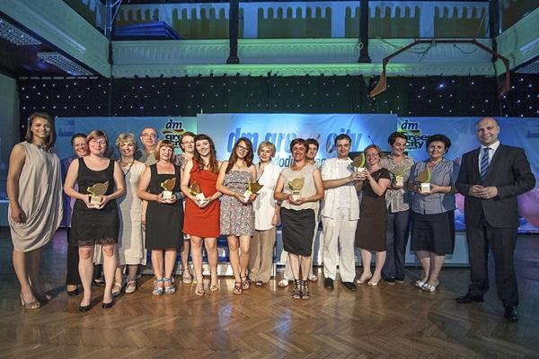 Ministar Zmajlovic dodijelio dm green city nagrade