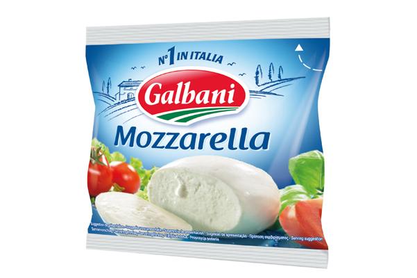 Galbani Mozzarella - neizostavan dodatak talijanske kuhinje
