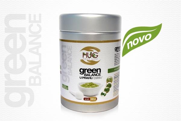 Green Balance - jedinstvena alkalna formula