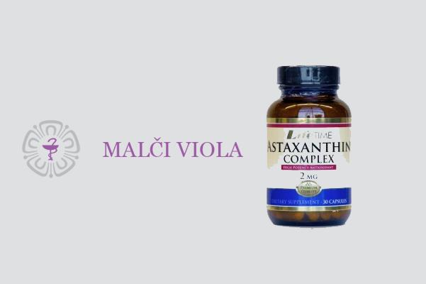 Malči Viola ti daruje Astaksantin kompleks