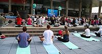 Pozdrav ljetu u znaku Dukatove SenSije i joge