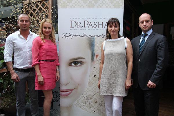 Prirodna kozmetika Dr. Pasha i u Hrvatskoj