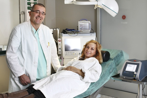Revolucionarna metoda liječenja vena laserom