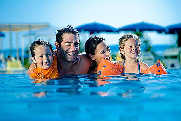 Idealna mjesta za SPA odmor s djecom