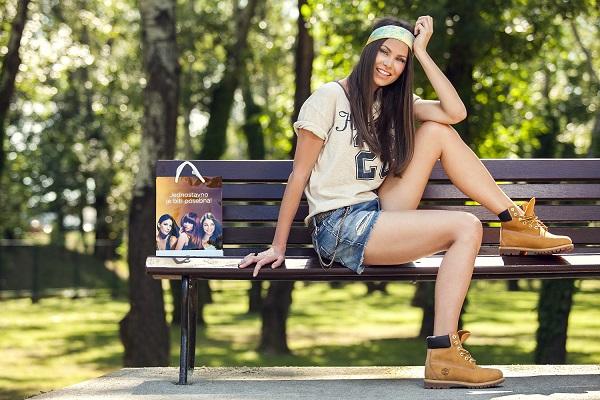 Mia Kovačić - zaštitno lice kampanje Jednostavno je biti posebna