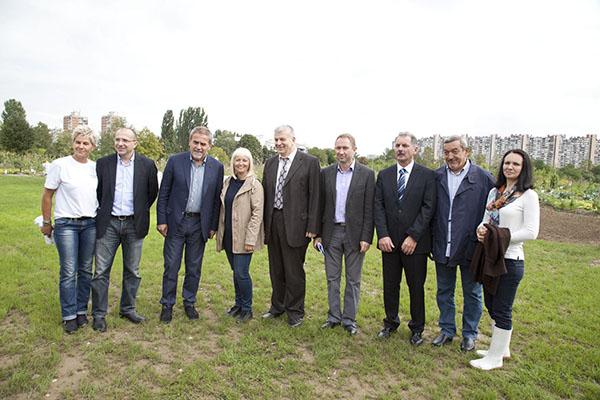 Uređen prvi urbani vrt u Sopotu