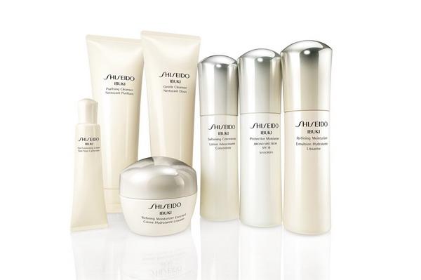 Shiseido Ibuki je poput joge za kožu