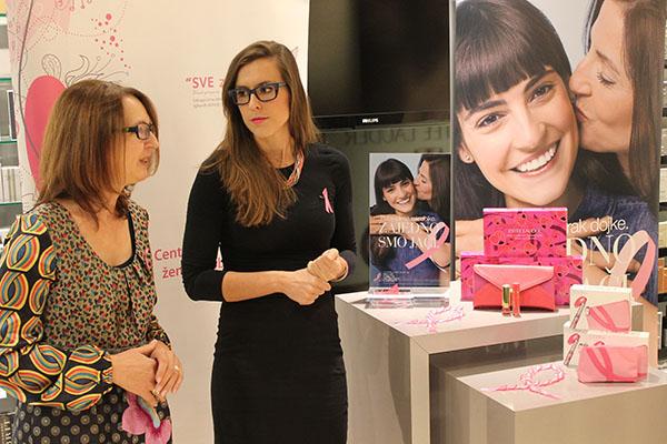 Pobijedimo rak dojke, zajedno smo jači!