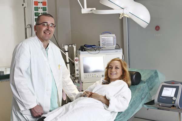 Dr.med. Krešimir Čandrlić na prvom simpoziju vaskularnih kirurga u Sloveniji