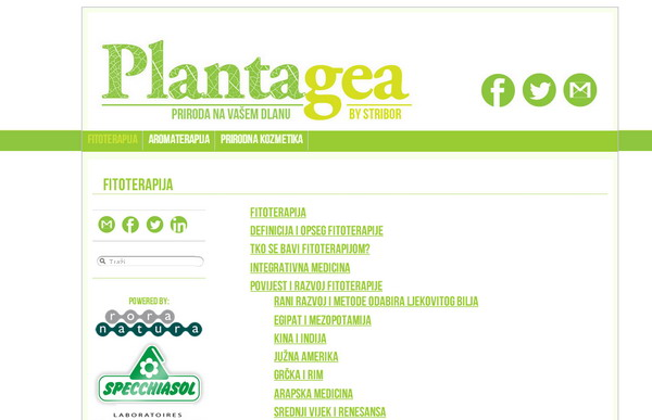 Plantagea by Stribor Marković – živa knjiga fitoaromaterapije