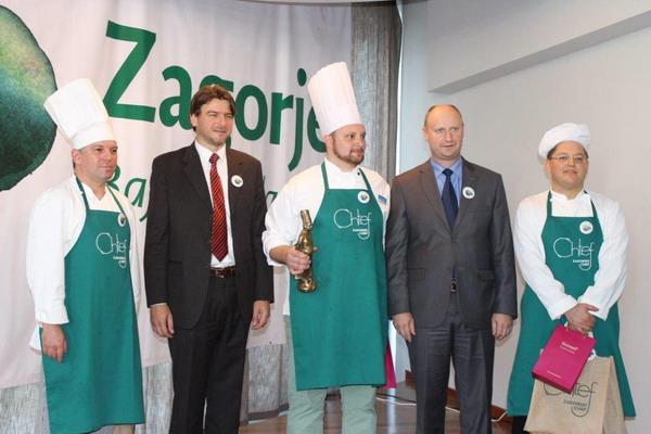 Tomislav Kožić ponovno Zagorski chef