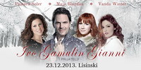 Veliki božićni koncert Ivo Gamulin Gianni & prijatelji