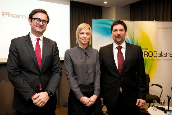 PharmaS predstavio inovativan dodatak prehrani PharmaS PROBalans