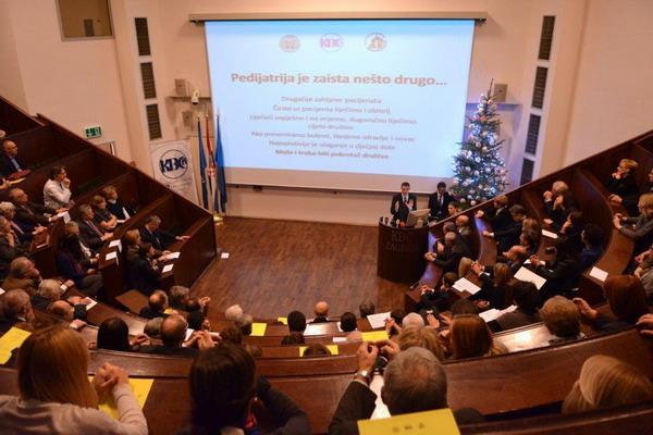 90 godina Klinike za pedijatriju KBC Zagreb