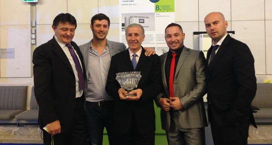 Bojler Ecocell tvrtke Global Aurora – najbolja startup inovacija 2013.