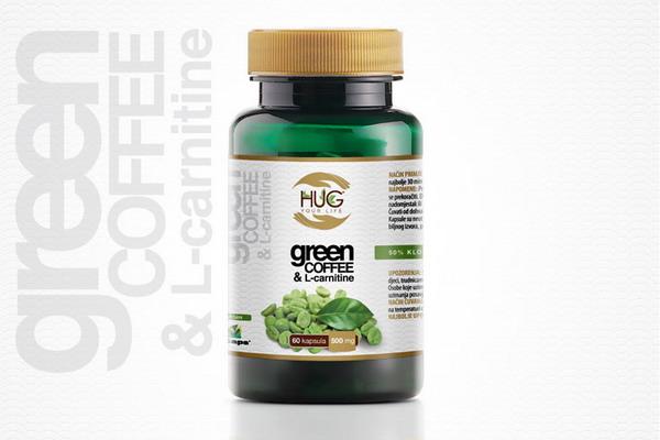 Zelena kava - novi član Hug Your Life obitelji