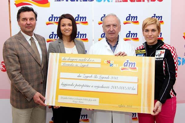 dm i CroSki predali donaciju štićenicima bolnice u Gornjoj Bistri