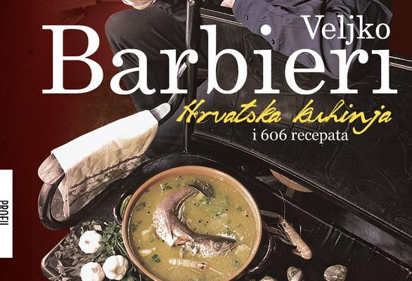 Veljko Barbieri u konkurenciji za najbolju mediteransku kuharicu 2013.