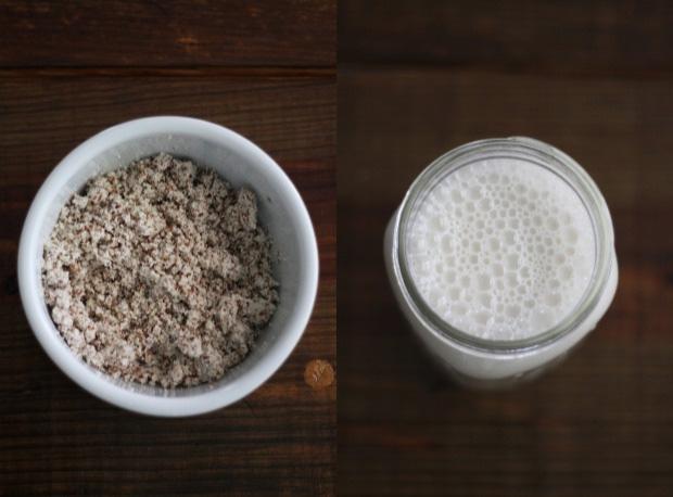 Domaće bademovo mlijeko za ukusan doručak