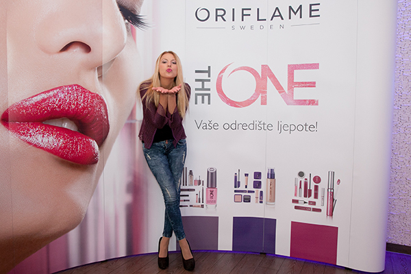 Predstavljena nova Oriflame make-up kolekcija
