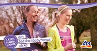 dm ženska utrka i babybonus utrka – tradicija brige o zdravlju