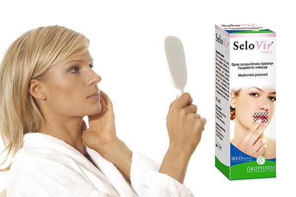 Selovir – novi pristup liječenju herpesa