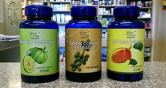 Moćni trio za vitku liniju - zelena kava, garcinija i afrički mango