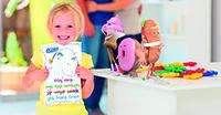 Uz dječje kreativne radove slavimo zdrav osmijeh!