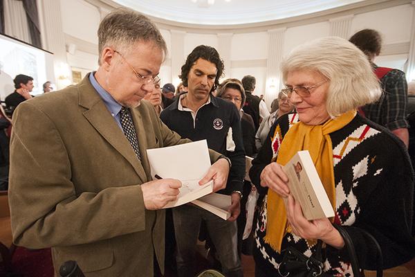 Održana promocija Argentinskog romana Drage Pilsela