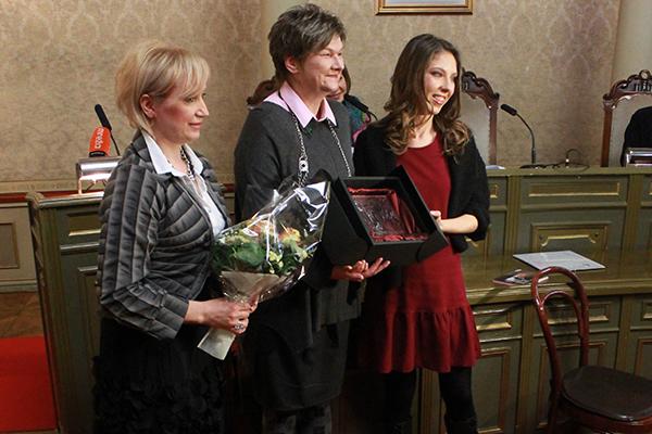 Udruga Sve za nju dodijelila nagradu VAM