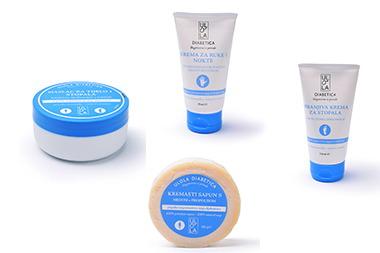 Ulola Diabetica - prva prirodna kozmetika za oboljele od dijabetesa