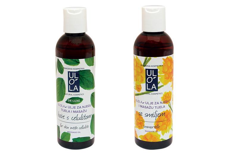 Priušti si očaravajući miris Mediterana uz Ulola ulja za njegu i masažu tijela